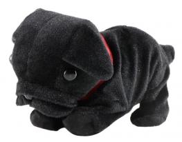 """Интерактивный песик с датчиком звука """"Magic Puppy"""" Black фото"""