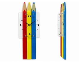 Часы Сrayons Карандаши цветные фото