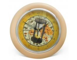 Часы идут в обратную сторону Время-деньги фото