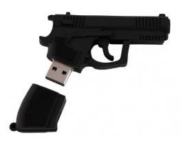 Флешка Пистолет 8 Гб фото