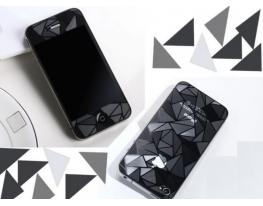 "Пленка двухсторонняя для iPhone4 ""LSD Screen Protector"" фото"