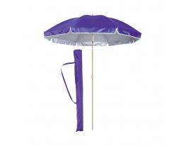 Пляжный зонт с наклоном 2.0 Umbrella Anti-UV фиолетовый фото