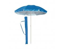 Пляжный зонт с наклоном 2.0 Umbrella Anti-UV голубой фото