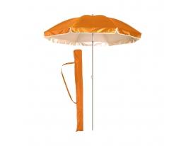 Пляжный зонт с наклоном 2.0 Umbrella Anti-UV оранжевый фото