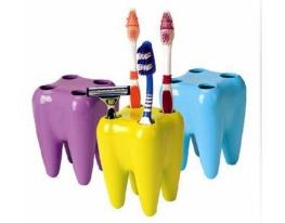 Подставка для зубных щеток Зубки фото