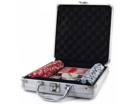 Покерный набор в кейсе Professional Poker 100 фото