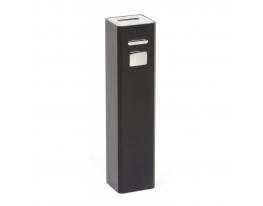 Зарядное устройство Power bank 2200 мАч Черный фото