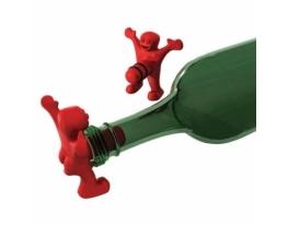 Пробка для бутылки Человечек фото