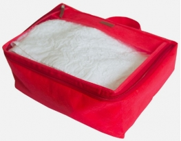 Дорожная сумка для вещей среднего размера фото