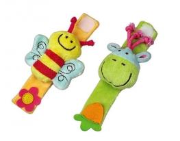 купить Развивающие детские браслетики Сow&Bee