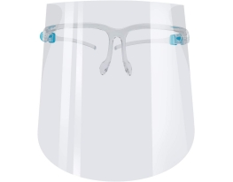 Защитный экран для лица FACE SHIELD Glasses фото