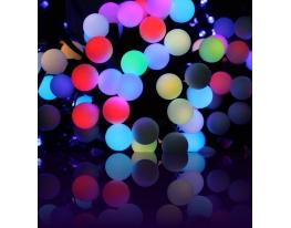 Гирлянда шарики 100 led фото