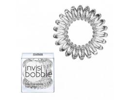 Резинка - браслет Invisi Bobble Прозрачная фото