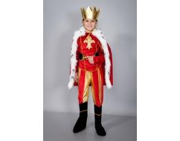 Детский карнавальный костюм Король фото