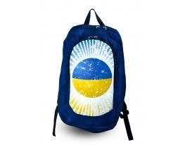 Рюкзак с фотопечатью Солнце Украины фото
