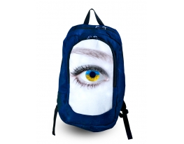 Рюкзак с фотопечатью Глаз патриота фото