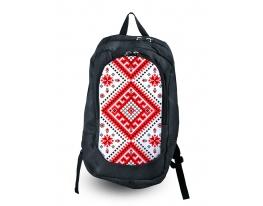 Рюкзак с фотопечатью Вышиванка фото