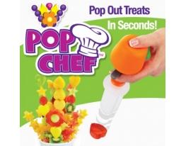 Набор форм для карвинга Pop Chef фото