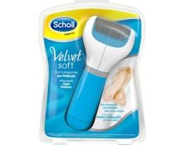Электрическая роликовая пилка для ножек Scholl Velvet Soft фото