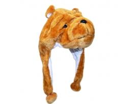 Шапка с ушками Собака фото