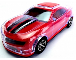 Машинка Chevrolet Camaro (колонка,плеер mp3,радио) фото