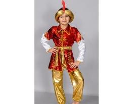 Детский карнавальный костюм Султан фото