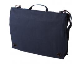 купить сумку - кейс для конференций Темно-синяя