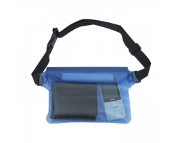 Водонепроницаемая сумка - чехол для плавания фото
