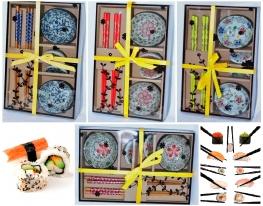 Набор для суши на 2 персоны Сакура Де Люкс фото