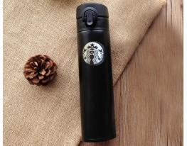 Термостакан Vacuum Cup Черный матовый фото 2