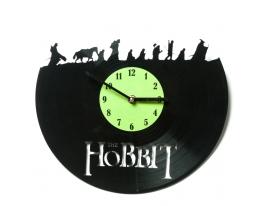 Часы настенные Hobbit фото
