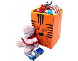 Детский ящик Українська оселя для хранения игрушек Тигр фото