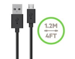 Уплотненный кабель USB micro Belkin