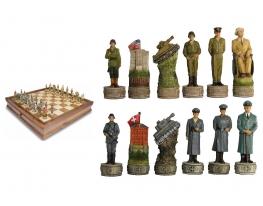 Шахматы Вторая Мировая Война фото