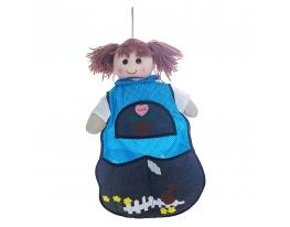 Кукла - органайзер Аня фото