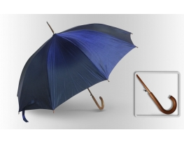 Зонт Антишторм трость Индиго фото