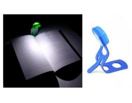 Закладка с подсветкой Reading Light