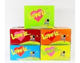 Блок жвачек Love is... фото