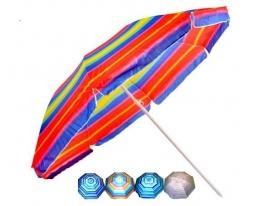 Пляжный зонт 2,0 м с наклоном фото 4