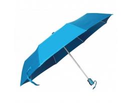 Зонт складной автоматический Голубая Лагуна фото