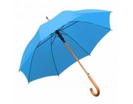 Зонт-трость полуавтомат Небесный фото