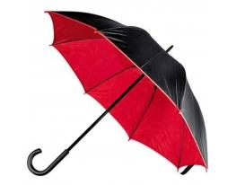 Зонт-трость Кежуал Красный фото