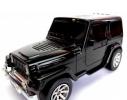 Машинка Jeep Wrangler (сабвуфер, радио) фото
