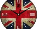 Часы настенные круглые Великобритания фото