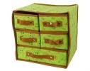 Органайзер для белья с 5 выдвижными ящиками фото 3