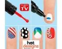 Набор для дизайна ногтей Hot designs фото 1
