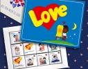 Шоколадный набор Love is Мини фото 2