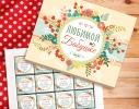 Шоколадный набор Любимой бабушке фото
