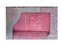 Подарочный набор махровых полотенец фото 3