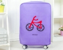 Чехол на чемодан для защиты от царапин и загрязнений фото 2